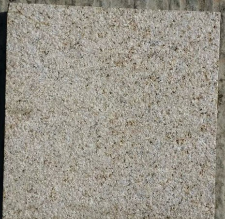 bush hammered g682 granite paving tiles